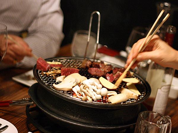 LaOn Dining {korean} - Korean bbq hwa ro grill