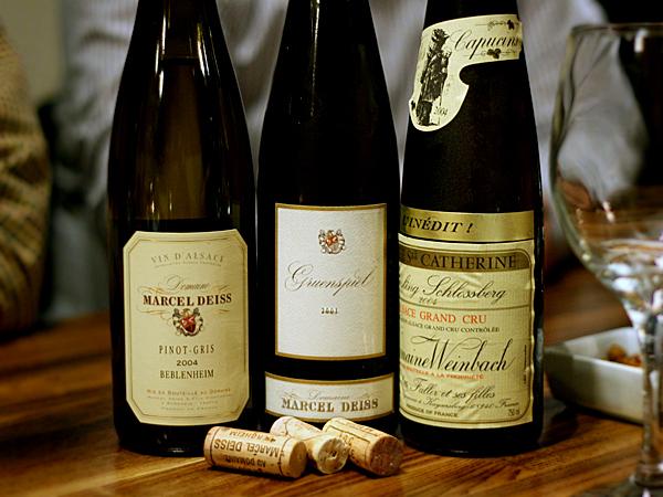 Marcel Deiss wines