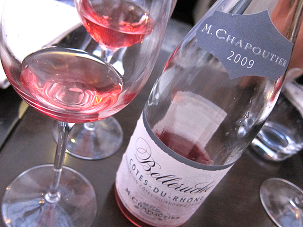 Red O Restaurant by Rick Bayless - Rose Wine