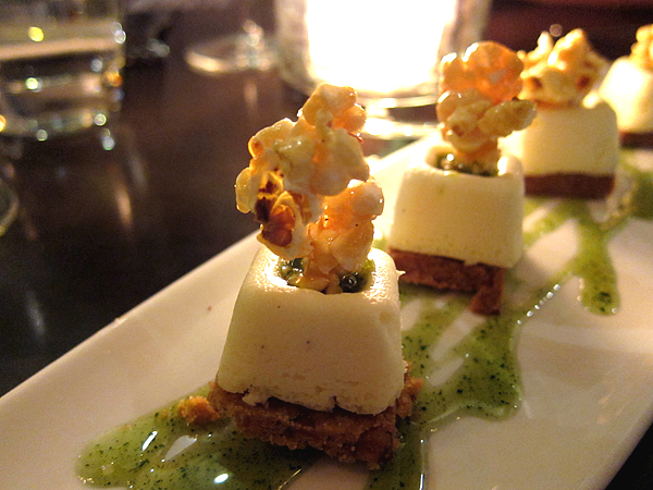 Red O Restaurant by Rick Bayless - Goat Cheese Cheesecake