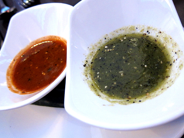 Red O Restaurant by Rick Bayless - Salsas