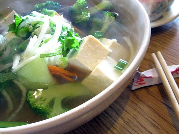 Absolutely PhoBulous - Tofu Vegetarian Pho