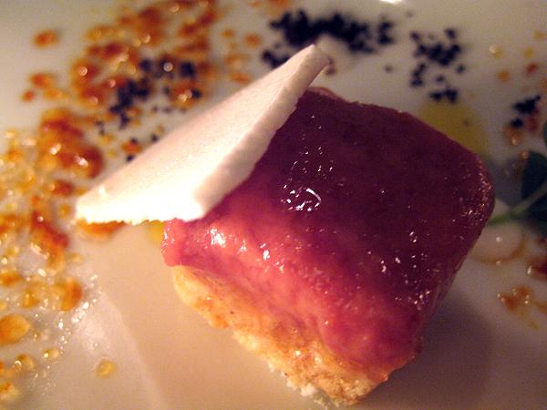 Bond St Restaurant, Beverly Hills - Foie Gras