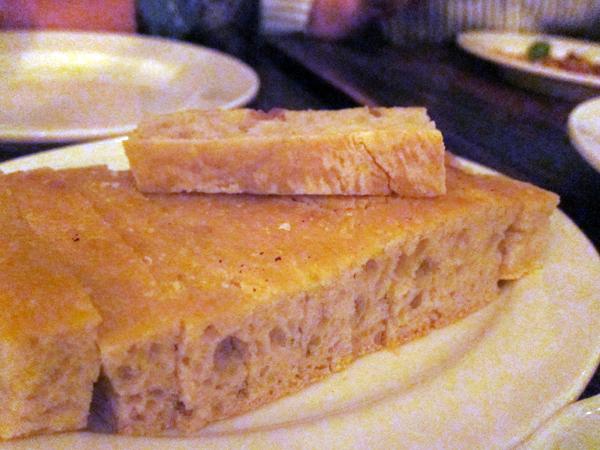 Frankies Spuntino at Animal - Bread