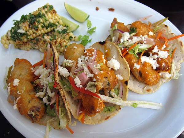 Hungry Cat Hollywood - Fish Tacos