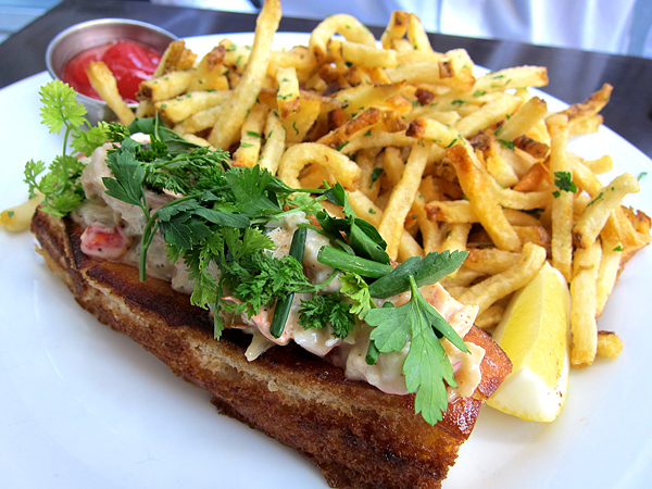Hungry Cat, Hollywood - Lobster Roll