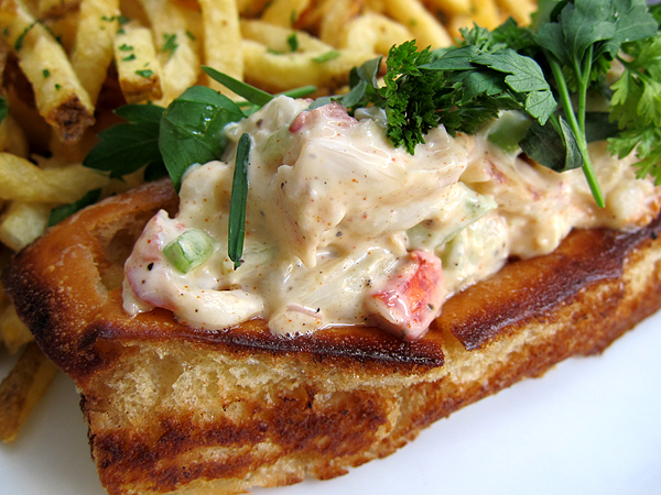 Hungry Cat Hollywood - Lobster Roll