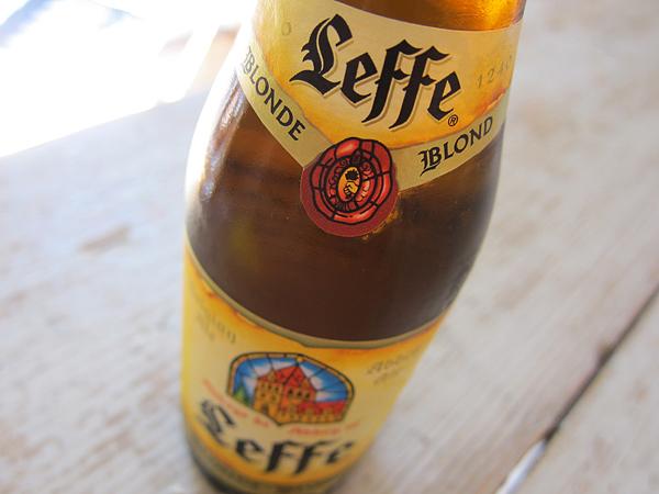 Leffe Blond Beer