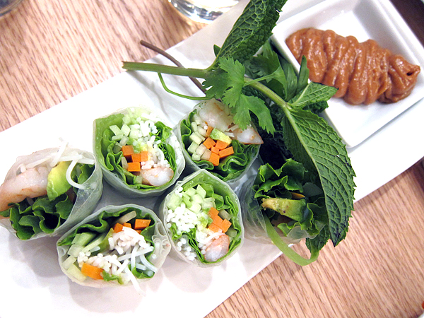 Paddy Rice, Melrose - Summer Rolls