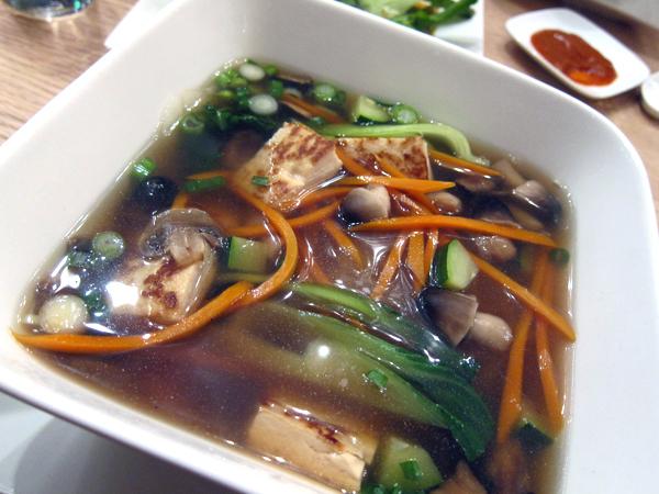 Paddy Rice, Melrose - Tofu Pho