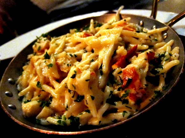 Sunset Marquis Hotel, Hollywood - Pasta