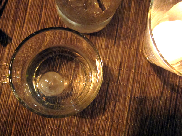 Sunset Marquis Hotel, Hollywood - Vodka with One Ice Cube