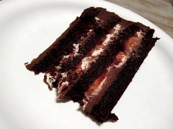 Sweet Lady Jane Chocolate Starwberry Shortcake