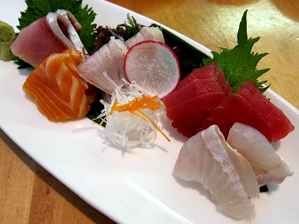 Taiko, Brentwood - Sashimi Lunch