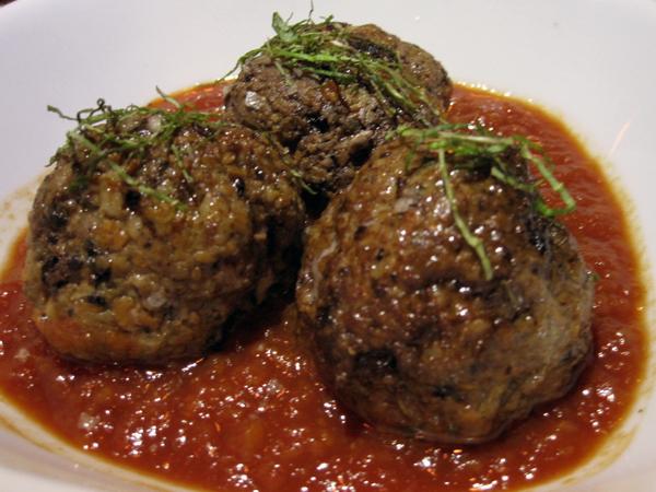 Vinoteque - Meatballs