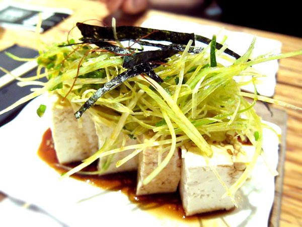 Yatai Ramen - Hiyayakko , Cold Tofu