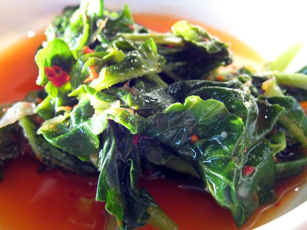 Chung Dam Gop Chang Korean BBQ Restaurant - Kimchi