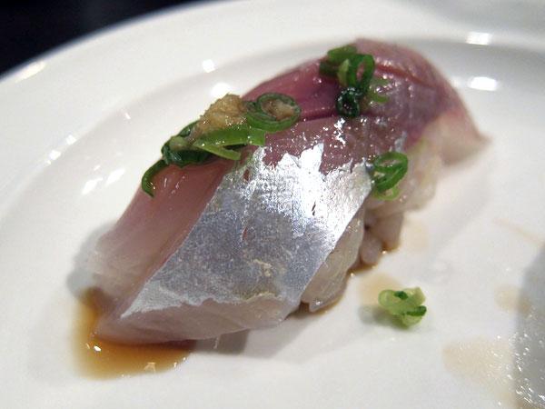 Jinpachi - Omakase, Aji