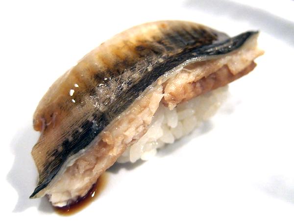 Jinpachi - Omakase, Anago