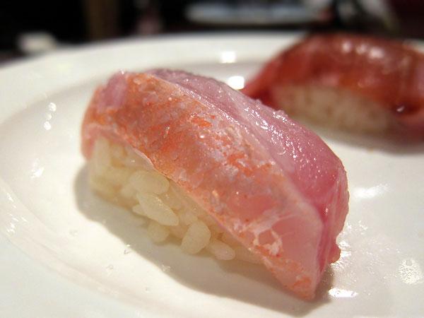 Jinpachi - Omakase, Goldeneye Snapper