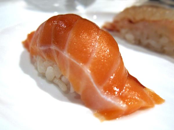 Jinpachi - Omakase, Salmon
