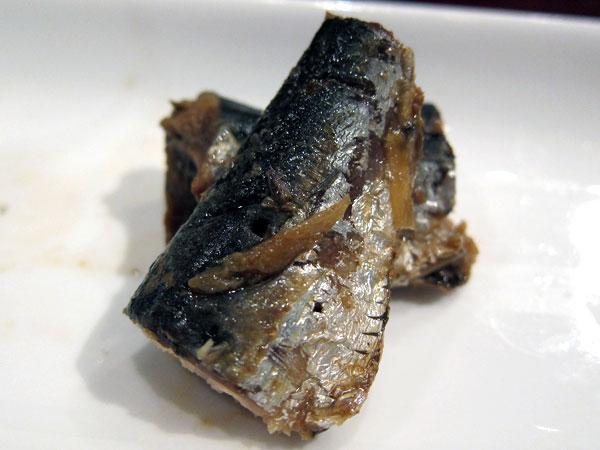 Jinpachi - Omakase, Marinated Sardines