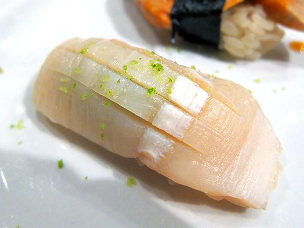 Jinpachi - Omakase, Scallop/Clam