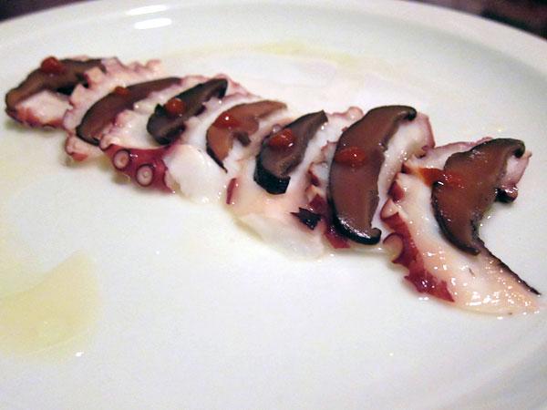 Jinpachi - Tako Shiitake