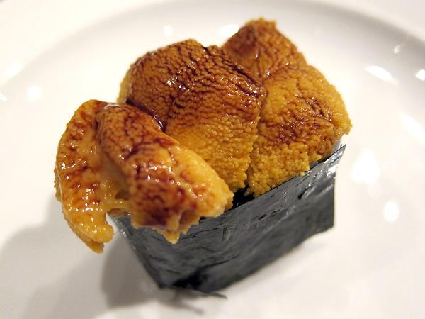 Jinpachi - Omakase, Uni