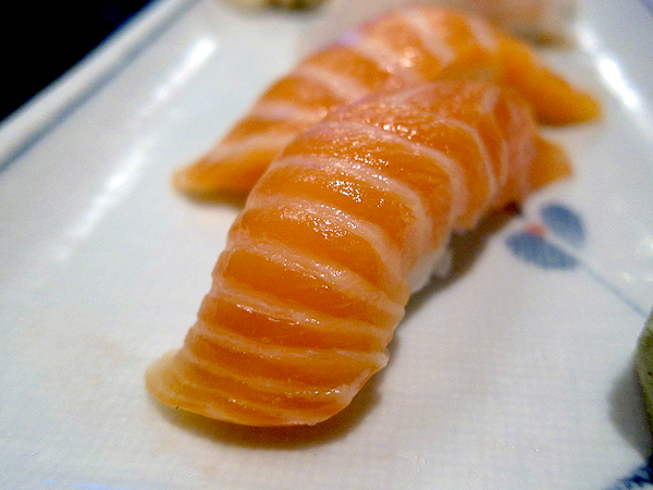Sushi Time - Salmon Sushi