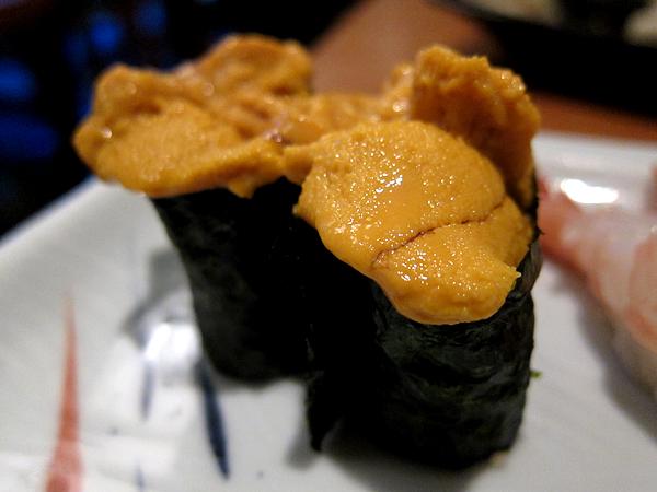 Sushi Time - Uni Sushi