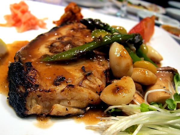 Park's BBQ - Black Cod