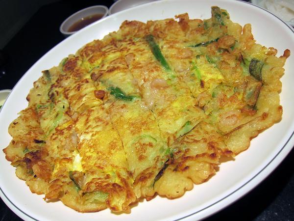 Park's BBQ - Hae-mool Pa-jun