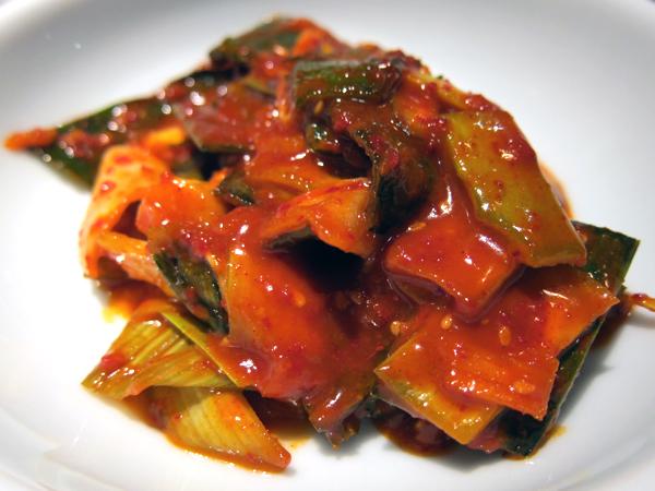 Park's BBQ -Miyuk (Seaweed) Kimchi