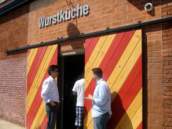 Wurstkuche