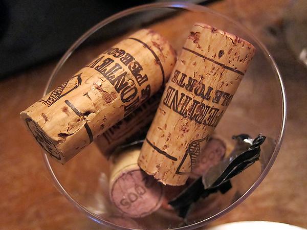 Montevertine - Wine Corks