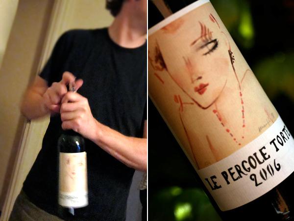 Montevertine Dinner with Martino Manetti - Le Pergole Torte