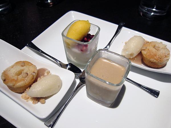 Lukshon - Desserts