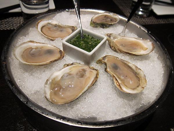 Lukshon - Malpeque Oysters
