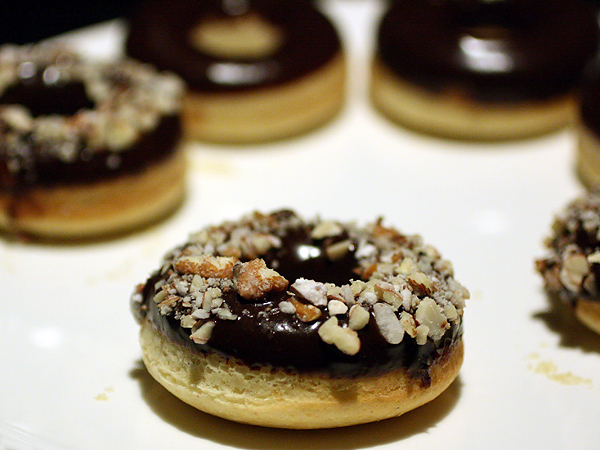 Villetta, Brentwood - Glazed Doughnuts