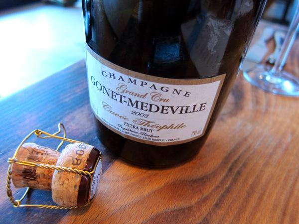Gonet-Medeville Champagne