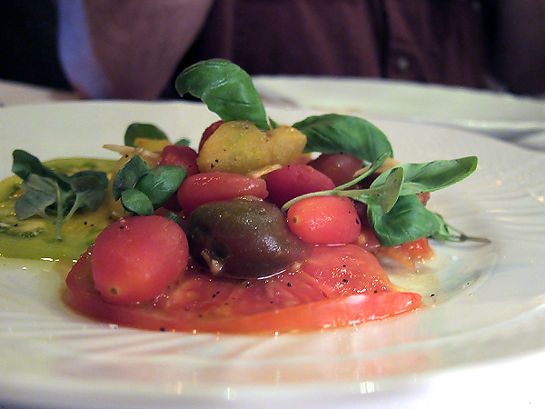 Il Covo, West 3rd Street - Tomatoes