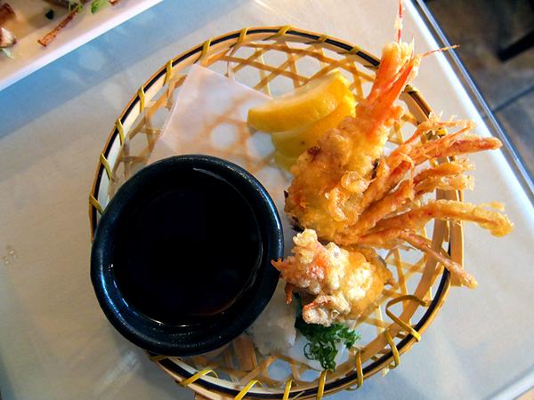 Haru Sushi Cafe - Amaebi, Fried Shrimp Heads