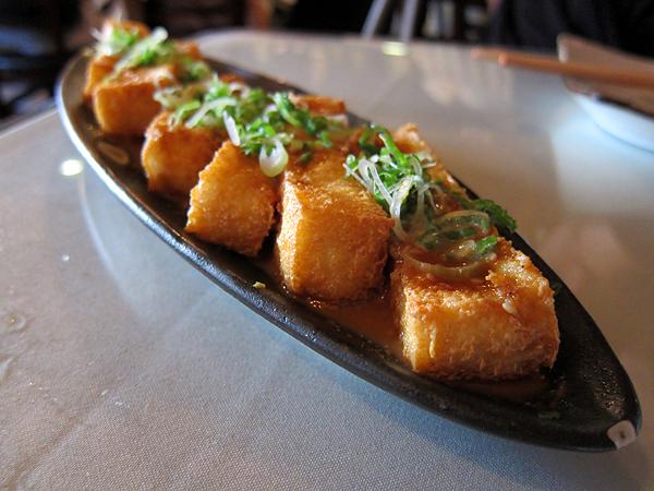 how to make sushi fried tofu