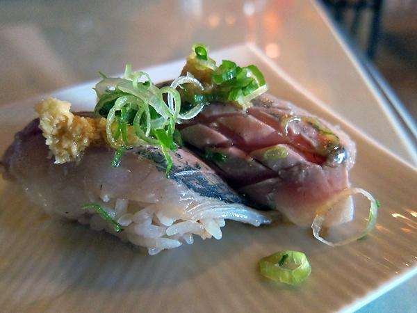 Haru Sushi Cafe - Aji Sushi, Spanish Mackerel
