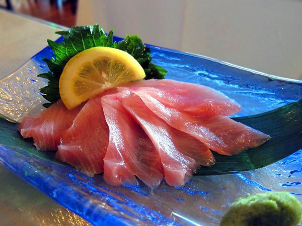 Haru Sushi Cafe - Tuna Sashimi