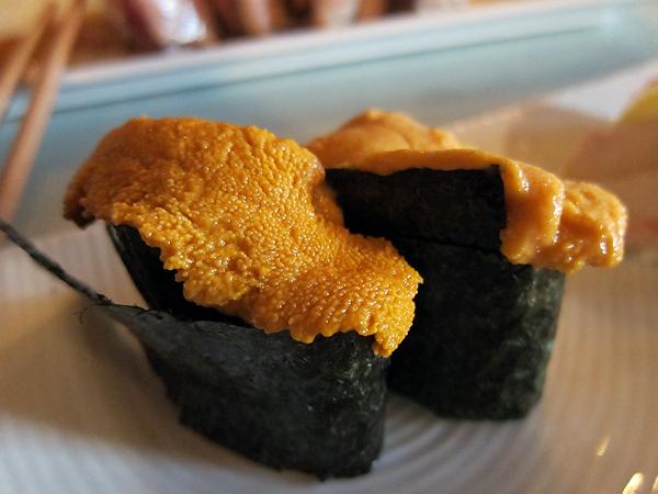 Haru Sushi Cafe - Uni Sushi, Sea Urchin