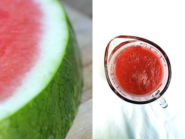 Watermelon Vinaigrette