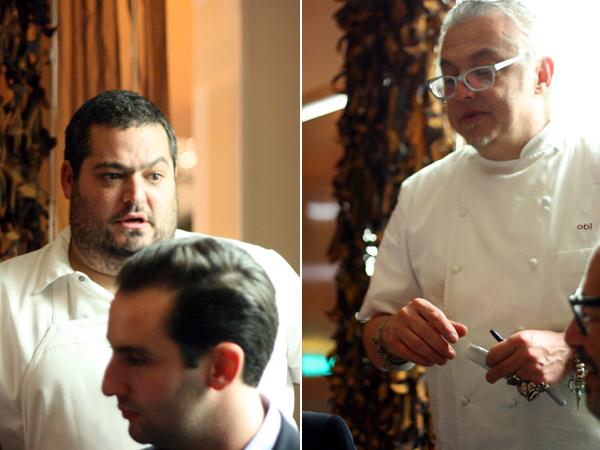 Eric Greenspan/Foundry, Octavio Becerra/Palate