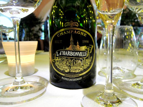 l d harbonville champagne